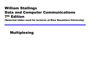 William Stallings Data and Computer Communications 7 Edition