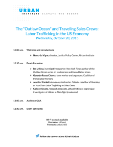 "The ""Outlaw Ocean"" and Traveling Sales Crews: Wednesday, October 28, 2015"