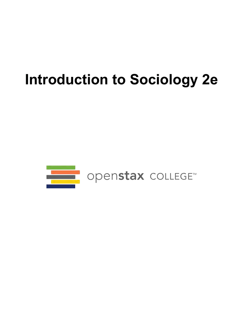 Introduction to sociology 2e 0145925231 143971a5f300167fef665f59c18baa30g fandeluxe Images