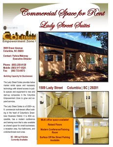 Commercial Space for Rent Lady Street Suites