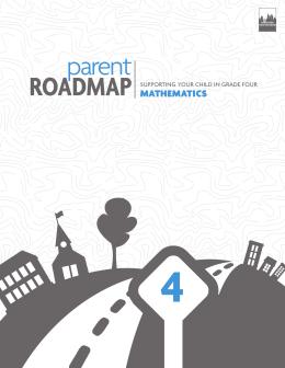 4 parent ROADMAP MATHEMATICS