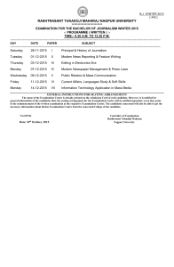 Approval letters Faculty of Social Sciences July