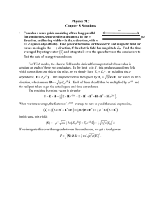 Physics 712 Chapter 8 Solutions