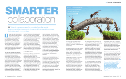collaboration SMaRtER >>