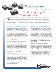 H T C Health care coverage for