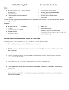 Unit 8 Test ACC Study Guide