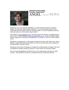 Modwenna Rees-Mogg Founder, Angel News