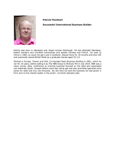 Patrick Flockhart Successful International Business Builder