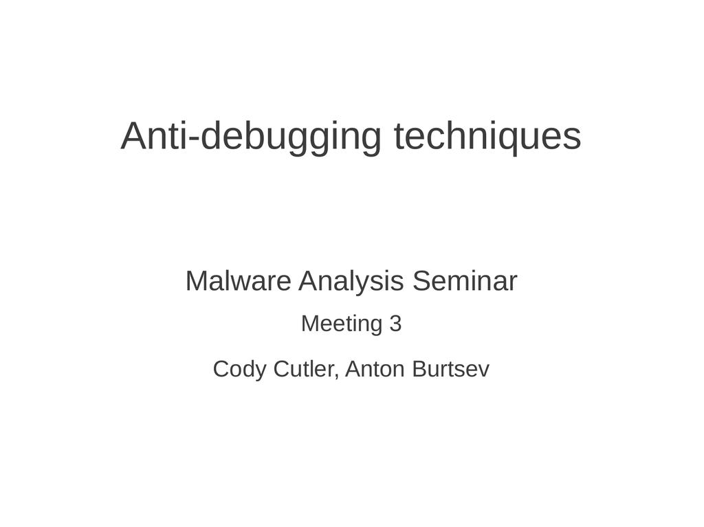 debugger ollydbg alternative