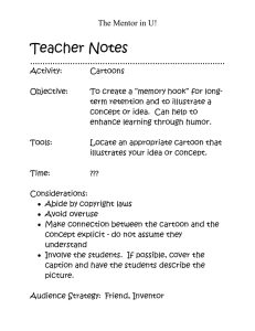 Teacher Notes The Mentor in U!