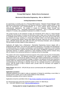 Principal R D Engineer - Mechanical Biomedical Engineering