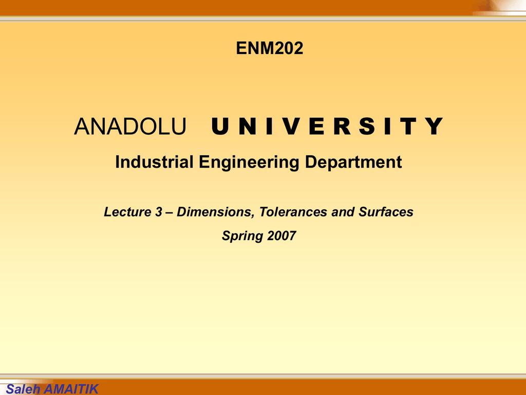 Lecture-3_Tolerances_and_Surfaces ppt
