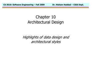Chapter 6 System Engineering Overview Of System Engineering