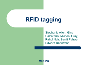 RFID II.ppt: uploaded 27 May 2004 at 6:16 pm