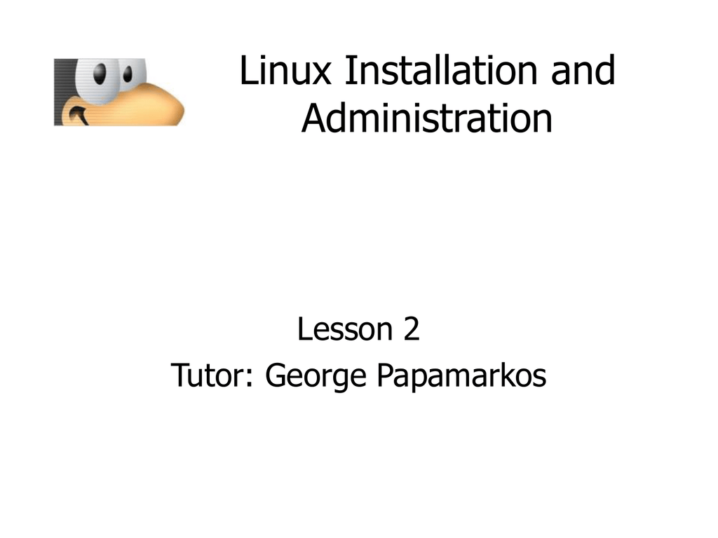 Managing Users ppt
