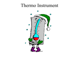 Thermo Instrument
