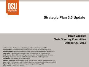 Strategic Plan 3.0