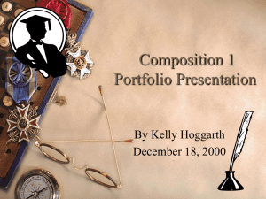 Composition 1 Portfolio Grade.ppt