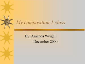 My composition 1 class.ppt