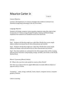 Maurice Carter Jr.