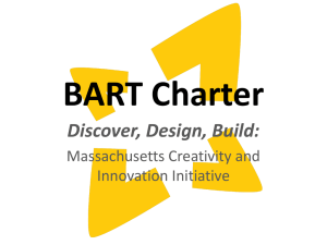 BARTcreativity