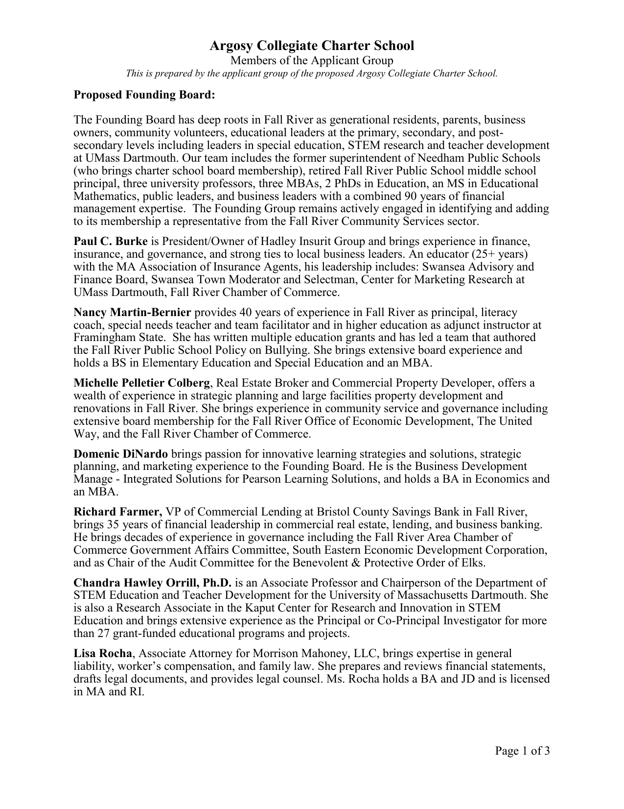Wonderful Committee Charter Template Contemporary - Entry Level ...