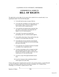 Bill of Rights - English (.doc)