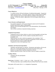 ART 350 Syllabus (Doc)