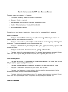 ART 590 Research Rubric (Doc)