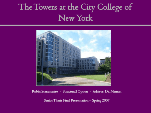 The Towers at the City College of New York