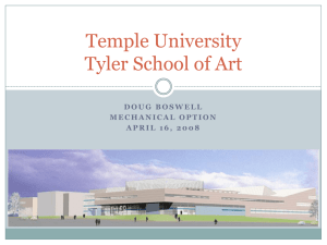 Temple University Tyler School of Art