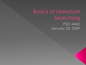 Basics of Literature Searching.pptx