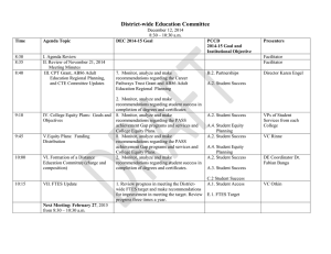 District-wide Education Committee