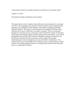 12605694_Using action research to investigate responses to diversity in a secondary school.doc (49Kb)