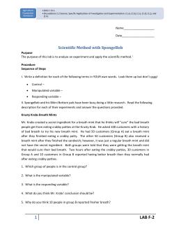 Printables Mythbusters Scientific Method Worksheet file f 2 scientific method with spongebob