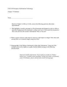 Blown to Bits chapter 3 Worksheet