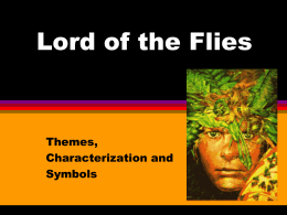 characterization piggy novel lord flies From on analysis flies ralph lord character of essay the  leadership in the novel  22-3-2018 get free homework help on william golding's lord of the flies:   this lesson is a description and analysis of piggy's death in 'lord.