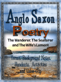 compare and contrast wanderer and seafarer Comparison b/w the wanderer and the seafarer the seafarer creates a storyline of a man who is lost at sea there is a major reference to the concept of the sea and how it captures the soul and leaves a lonely feeling.