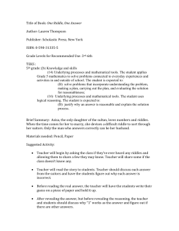 5Th Grade Critical Thinking Worksheets Worksheets for all ...