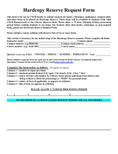 Hard Copy Request Form in Word