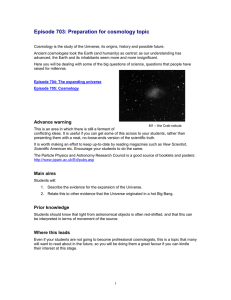 Episode 703: Preparation for cosmology topic (Word, 44 KB)