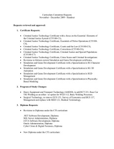 Curriculum Committee Senate Handout 11 12-09.doc