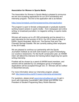Association For Women In Sports Media