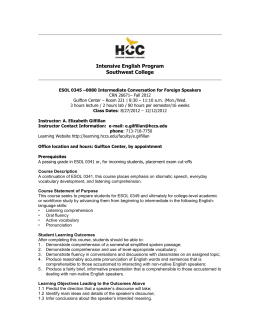 cgs 2167 computer applications syllabus 1 coleman college of health sciences practicum iii - nuclear medicine technology nmtt 2167 semester with course reference number (crn) nmtt 2167 (crn - 16495/17007.