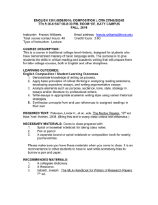 HCCS 1301 SYLLABUS FALL 2014 Double posting for online.doc