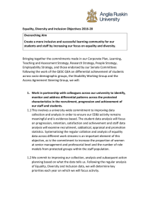 Equality, Diversity and Inclusion Objectives 2016-20 (Word document)