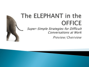 The ELEPHANT in the OFFICE Overview_May2015.pptx
