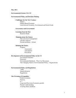 ENV Ch 19 Envirl Policy.doc