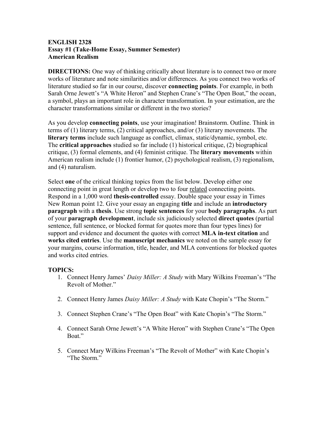 An Essay On Newspaper Essaymsumdoc How To Write An Essay With A Thesis also How To Write A Proposal Essay Englessaymsumdoc Mental Health Essays