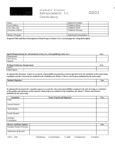 Advancement to Candidacy form GSO-1 (Microsoft Word)